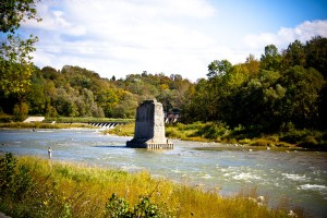 Saugeen River Access from Denny's Dam Park